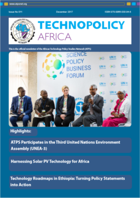 Technopolicy Africa December Issue 11 – ATPS